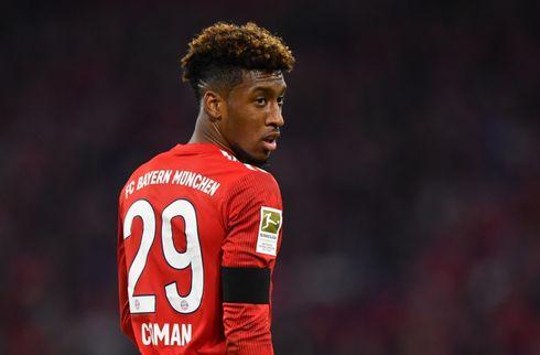 Fransk landstræner belønner Bayern-kant
