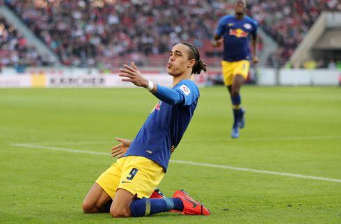 Yussuf P scorede i sejr over Galatasaray