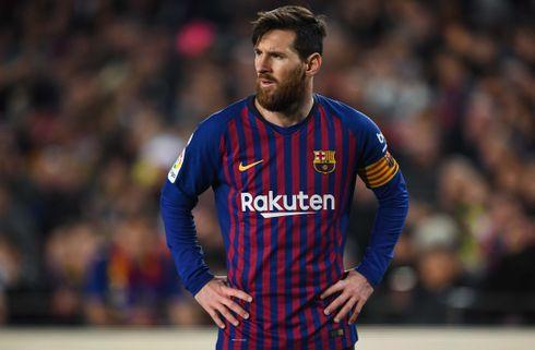 Skadet Messi ikke klar til sæsonpremieren