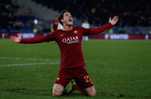 Roma forlænger med italiensk stjerneskud
