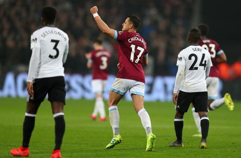 Chicharito om Sevilla: Som United eller Real