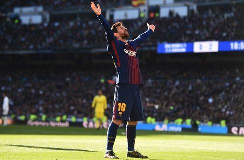 Solskjær hylder altafgørende Lionel Messi