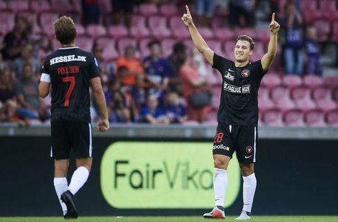 Enig FCM-lejr: Vi er favoritter mod Brøndby