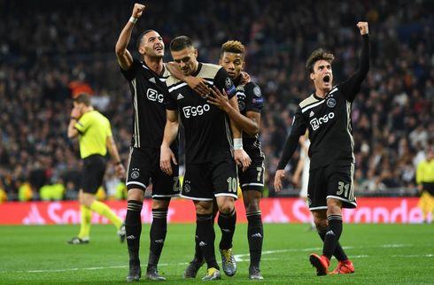 Ajax-boss: Ikke så gode chancer mod Juve