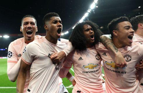 Manchester United brager ind i Barcelona