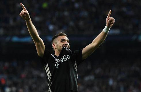 Ajax er videre efter Tadic' straffeshow