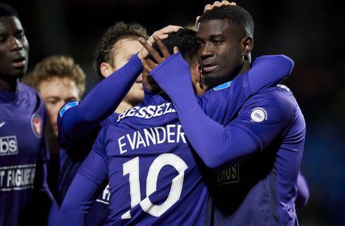 FC Midtjylland sender Mayron George til Norge