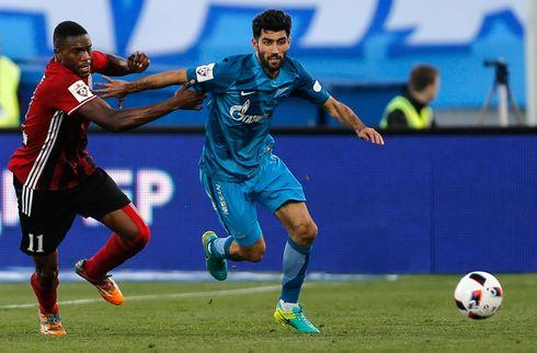 Sporting henter Zenit-portugiser hjem