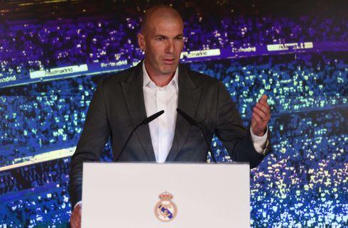 Zidane lover stærkere Real efter sommer