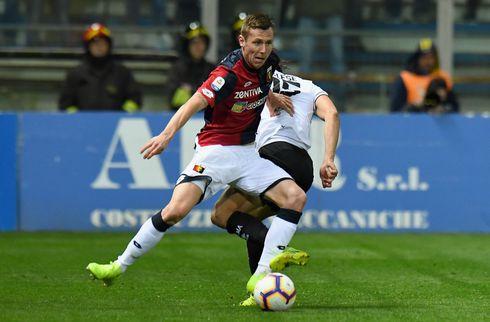 Glad Hareide: Genoa passer godt til Lerager