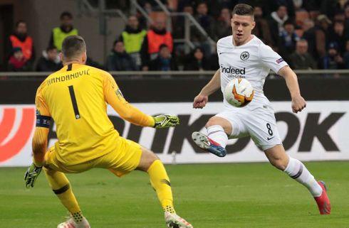 Iskolde Jovic sikrede Frankfurt-triumf i Milano