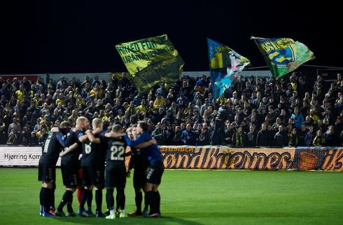 BIF-lejr: Irriterende og trist at mangle fansene