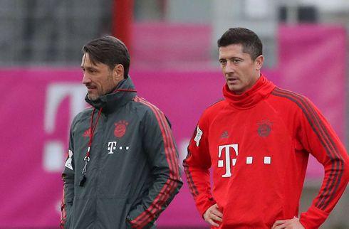 Bayern-boss: Forstår ikke Lewandowskis kritik