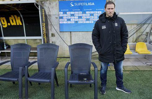 Retov har cheftræner-drøm: Er blevet robust