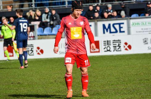 Jeppe Kjær-hattrick da Helsingør vandt 7-0