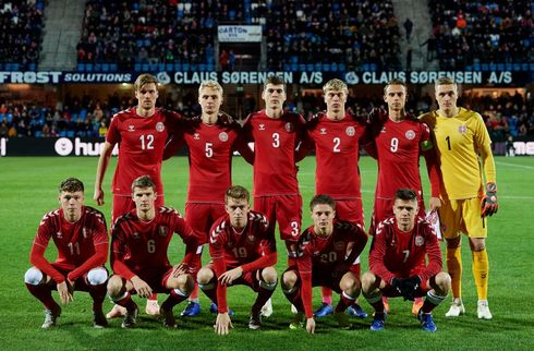 Overblik: U21-landsholdets formbarometer