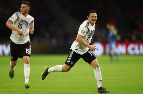 Skadet Dortmund-back forlader landsholdslejr