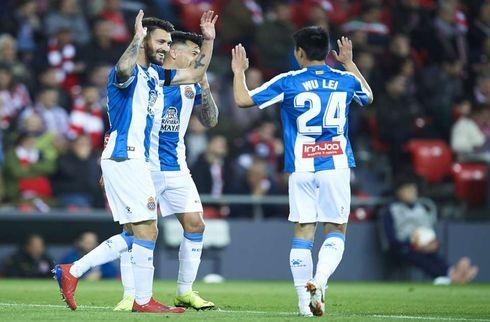 Argentinske profiler førte an for Espanyol