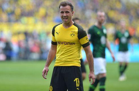 Rygtes til Arsenal: BVB-chef vil tale med Götze