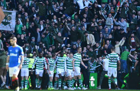 Celtic løb med det hele i dramatisk Old Firm