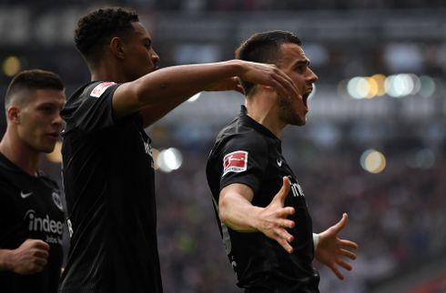 Frankfurt køber serbisk profil fri af HSV
