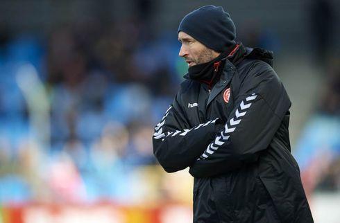 AaB-træner om sæsonen: Absolut skuffende