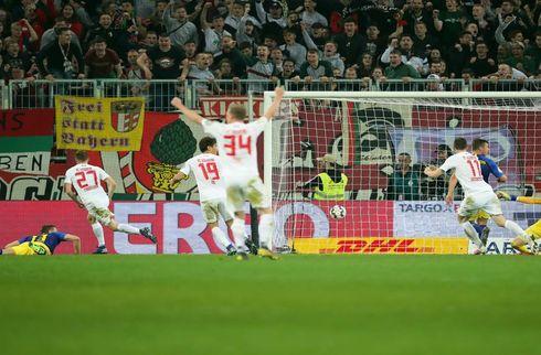 Frankfurt taber vigtigt skridt i CL-strid