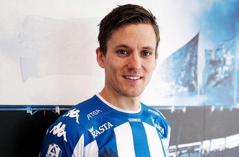 Lasse Vibe forlader IFK: Vil hjem til Danmark