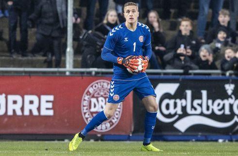 U21-keeper uden ord: Tyskland var klart bedre