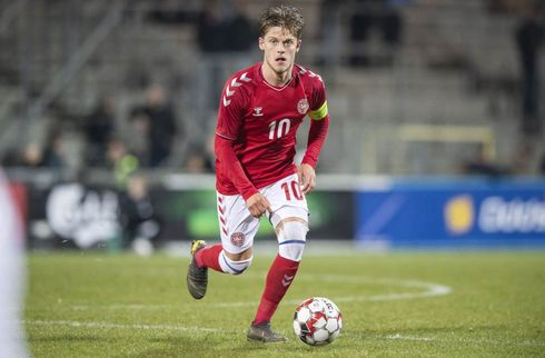 Mathias J. igen vraget til vigtig Celta-kamp