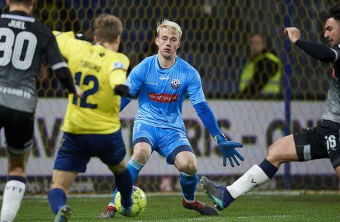 Vendsyssel-keeper har mod på mere Superliga