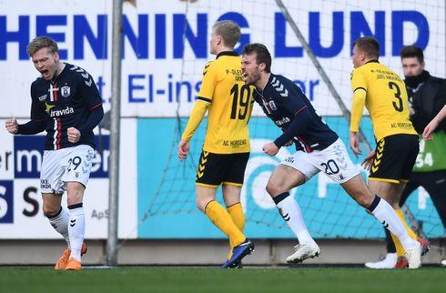 Flere Superliga-klubber tester formen