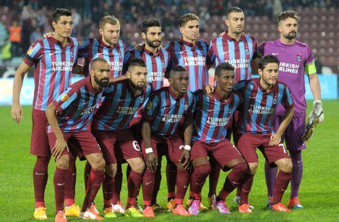 Trabzonspor vandt stort over Antalyaspor