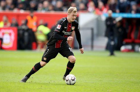 CL er afgørende for Leverkusen-stjerne