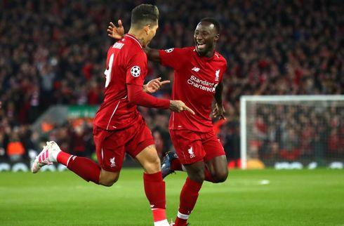 Liverpool cruisede sig til sejr på Anfield
