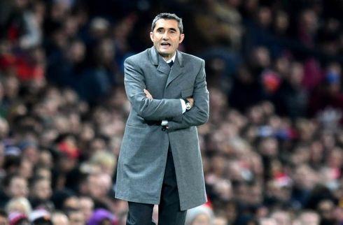 Valverde vil spille uden frygt mod United