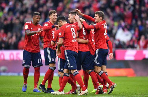 Selvmål udbyggede Bayerns forspring til BVB