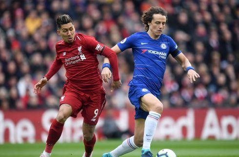 Frustreret David Luiz: Vi havde chancerne