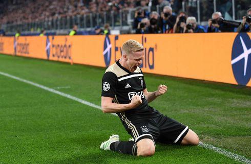 Ajax-målscorer: 4-1 nok mere retvisende