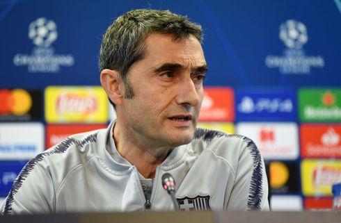 Bedrøvet Valverde: De kørte os over