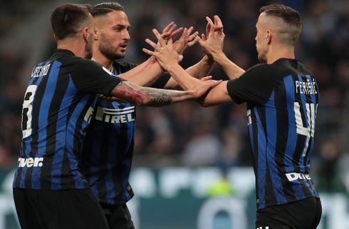 Perisic gav Inter pusterum i Serie A's CL-strid