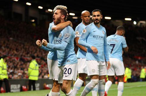 Manchester City holder kort snor i Liverpool
