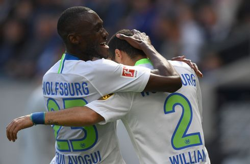 Wolfsburg i pokal-problemer mod miniputter