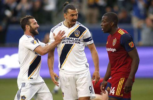 Vilde Zlatan igen matchvinder for LA Galaxy