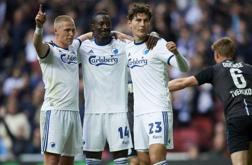 N'Doye og Zeca tilbage for FCK mod EfB