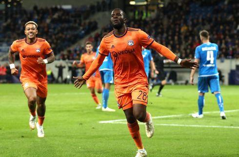 Lyon-dynamo har bedt om en transfer