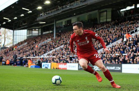 Sæsonstarten i fare: Liverpool-back skadet