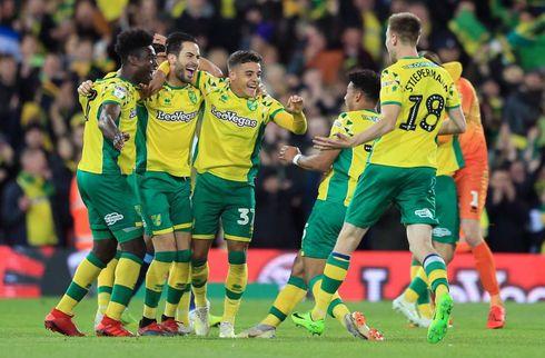 Norwich skriver ny kontrakt med Mario Vrancic