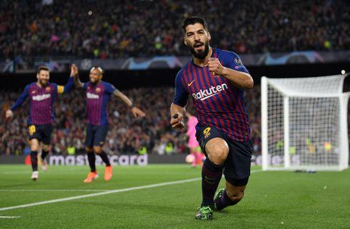 Barcelona bankede Napoli i generalprøven