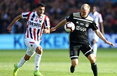 Dansk Ajax-back vil kigge på tilbud